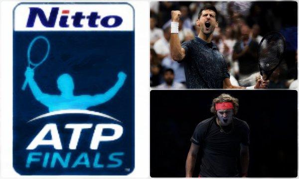 2018 Nitto Atp Finals Rr Preview Novak Djokovic Vs Alexander Zverev Tennispig